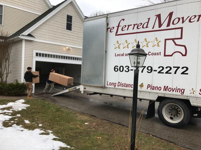 Preferred Movers MA
