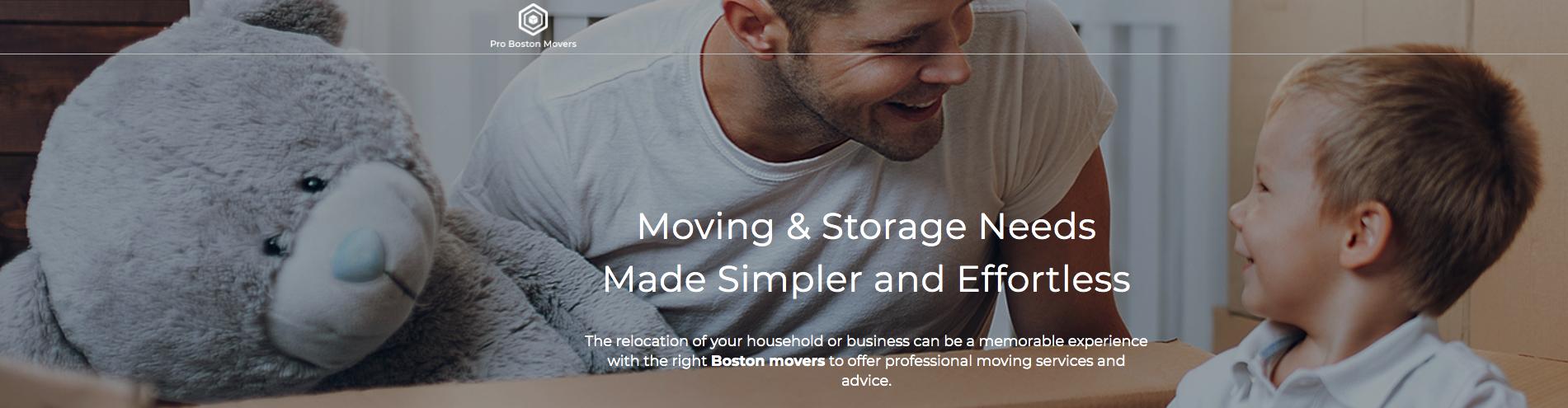 Pro Boston Movers